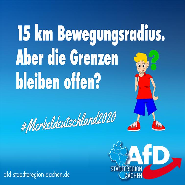#Merkeldeutschland2020
